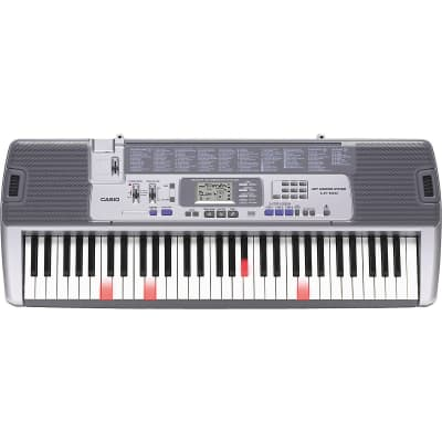 Casio LK-100 61-Key Key-Lighting Keyboard