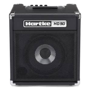 """Hartke HD50 50w 1x10"""" Bass Combo"""