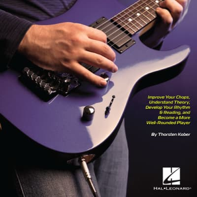 Hal Leonard How To Get Better At Guitar