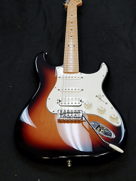 used fender mexican fat strat sunburst reverb. Black Bedroom Furniture Sets. Home Design Ideas