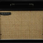 Mesa Boogie 1X12 Widebody Closed Back - Cabinet Wicker Grill/Mesa Engineering Badge image