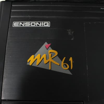 Ensoniq MR-61 Keyboard