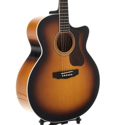 Guild F-250CE Archback Deluxe Jumbo Cutaway Acoustic Guitar for sale