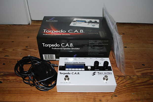 two notes torpedo cab c a b guitar cabinet speaker reverb. Black Bedroom Furniture Sets. Home Design Ideas
