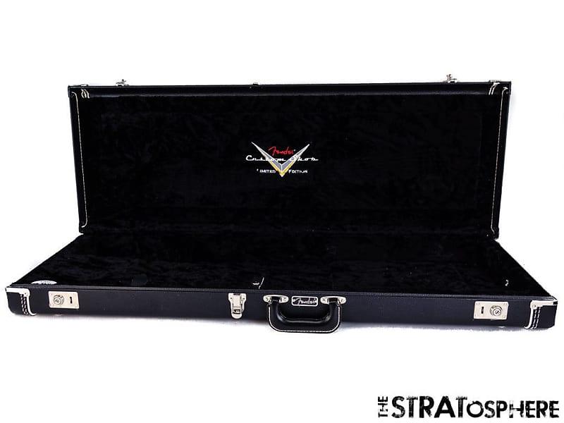 11b919b042 Description; Shop Policies. Description: USA Fender Custom Shop G&G Vintage Tolex  Stratocaster/Telecaster Rectangular Hardshell Case
