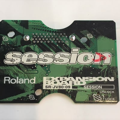 Roland SR-JV80-09 Session Expansion Board