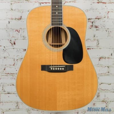 2013 Martin D-35 Dreadnought Acoustic Natural w/OHSC (USED) for sale