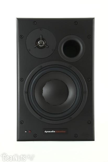 dynaudio bm15a 10 powered studio monitor left side reverb. Black Bedroom Furniture Sets. Home Design Ideas