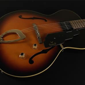 Guild Newark St. Collection T-50 Slim Vintage Sunburst 379-7500-837 (087) for sale