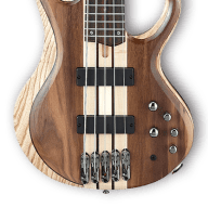 Ibanez BTB745 NTL 5-String Bass Natural Low Gloss for sale