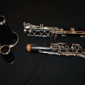 Yamaha YCL-72CS Bb Clarinet