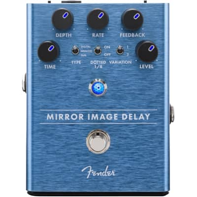 Fender Mirror Image Delay Pedal! for sale