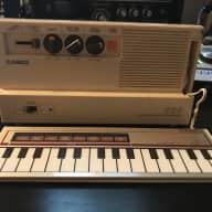 Casio PT 7 1982 - Very rare