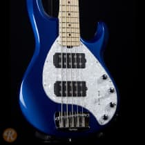 Ernie Ball Music Man StingRay 5 HH 2000s Pearl image