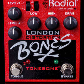 Radial Tonebone Bones London Distortion