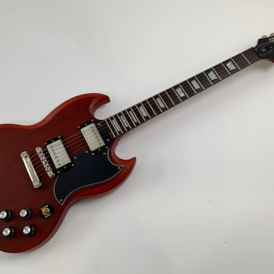 Epiphone G-400 Vintage 2012 Worn Cherry for sale