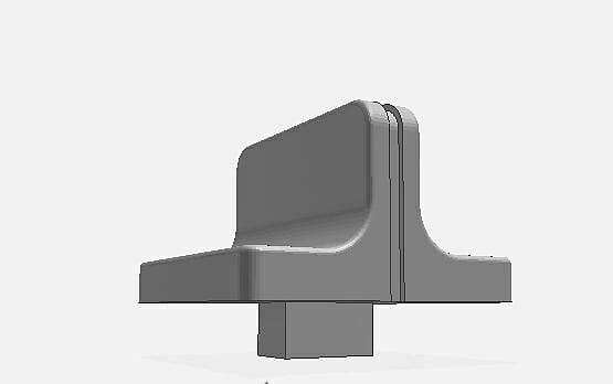 Casio CZ-3000//5000//CZ-1 Fader Slider Knob Replacement