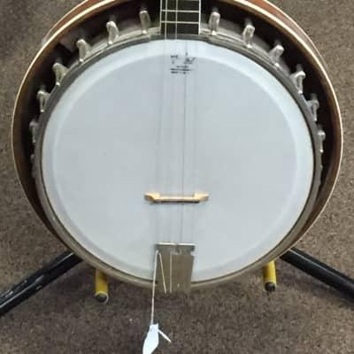 Slingerland 1920's May Bell 4 String Banjo Vintage for sale