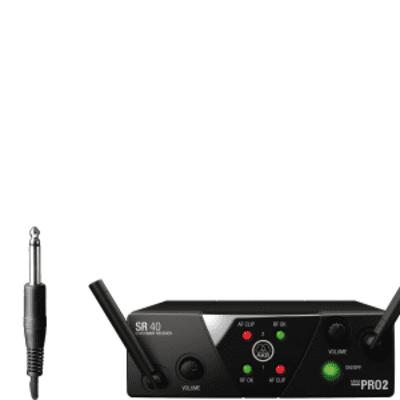 AKG WMS40 Mini Dual Vocal Instrumental Set - Frequency A & C
