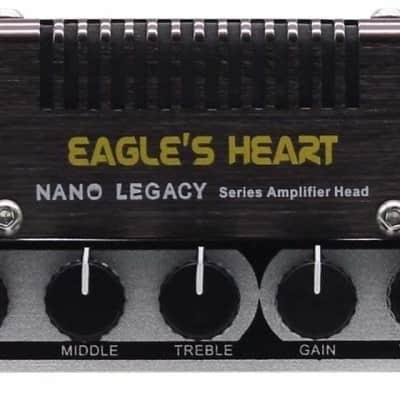 Hotone Nano Legacy Eagle's Heart NLA7 ENGL Savage 120 style Guitar Amp Amplifier Head NLA-7