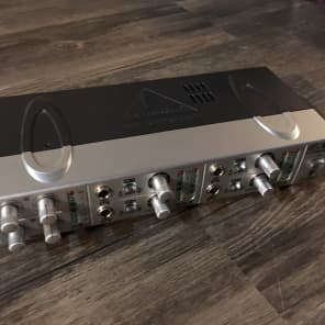 Behringer MiniAmp AMP800 4-Channel Stereo Headphone Amplifier