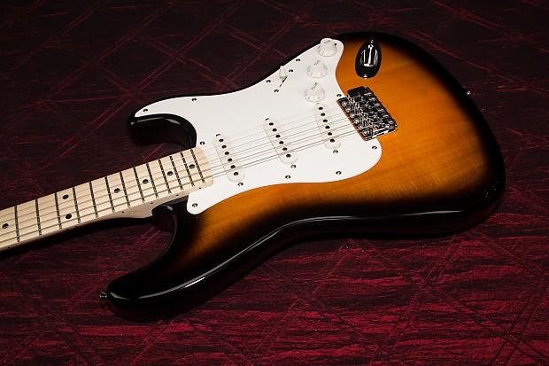 Fender Squier Affinity Series Stratocaster MN 2-Color Sunburst