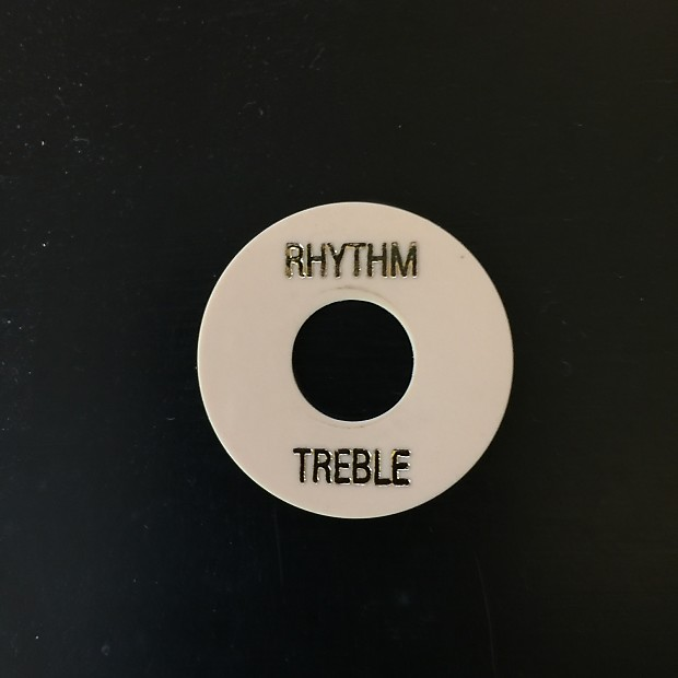 Rhythm//Treble Ring
