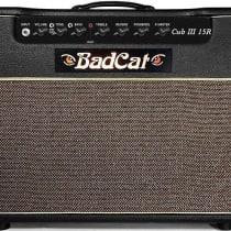 Bad Cat Cub III 15R Combo 2010s Black image