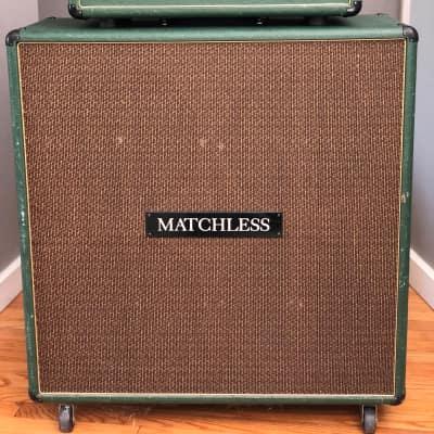 Matchless - Sampson Era HC-30 with 4x12 1993 Lizard green