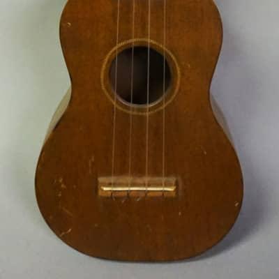 Bobby Henshaw Vintage Ukulele from 1930's