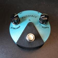 Dunlop FFM3 Jimi Hendrix Fuzz Face Mini 2014ish Blueish