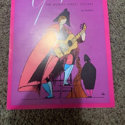 Goya Guitars 1971 Edition