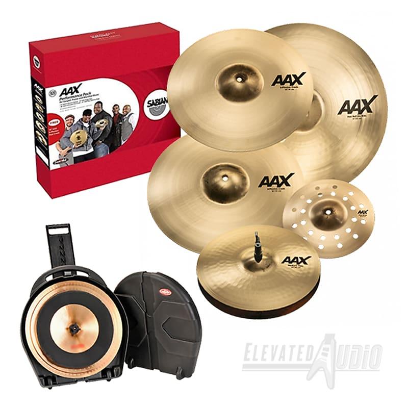 sabian aax praise worship 5pc cymbal pack w free reverb. Black Bedroom Furniture Sets. Home Design Ideas