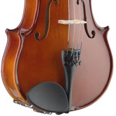 Stagg 1/2 solid maple violin w/ ebony fingerboard and standard-shaped soft case