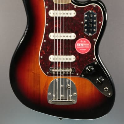 DEMO Squier Classic Vibe Bass VI - 3-Color Sunburst (724)