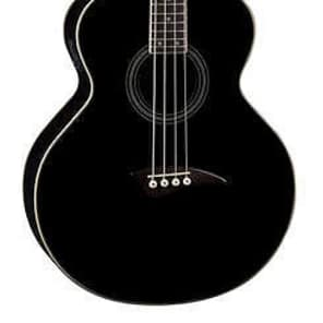 Dean Acoustic/Electric Bass - Classic Black for sale