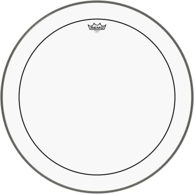 Remo Controlled Sound Clear with Black Dot Bass Drum 26 in.