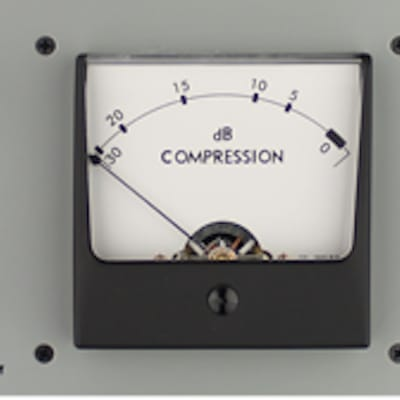 New Chandler Limited RS124 Compressor - Matched Pair w/ Stepped I/O Switches, EMI/Abbey Road Studios