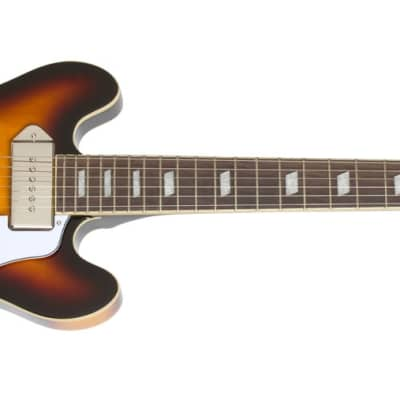 Epiphone Casino Coupe Archtop Electric Guitar - Vintage Sunburst for sale