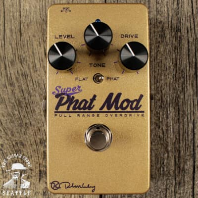 Keeley Super Phat Mod Overdrive Pedal B-stock image