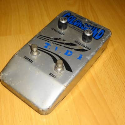 Colorsound Octivider  1973 pedal for sale