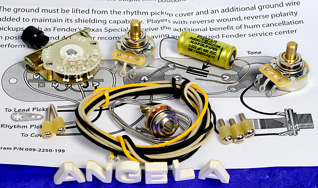 34 Price Drop: Angela Tele Wiring Diagram At Satuska.co