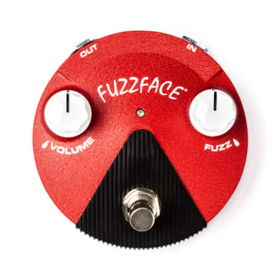 dunlop band of gypsys fuzz face mini reverb. Black Bedroom Furniture Sets. Home Design Ideas