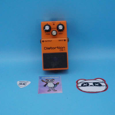 Boss DS-1 Distortion | Rare 1986 Made in Japan (Black Label) | Fast Shipping! for sale