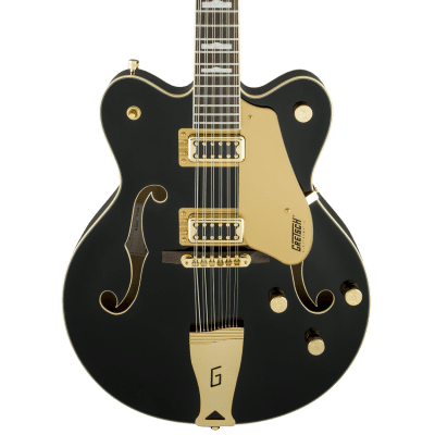 Gretsch G5422G-12 Electromatic Hollowbody Double Cut 12 String - Black