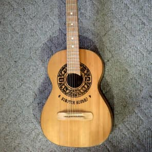 Russian Made Classical Guitar, cool graphics for sale