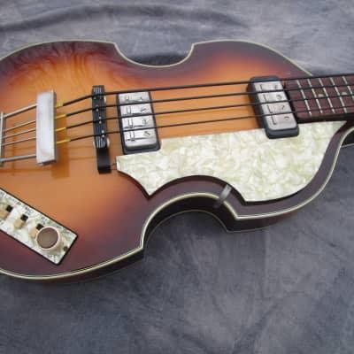 Hofner 63' Reissue Beatle Bass 2007 for sale