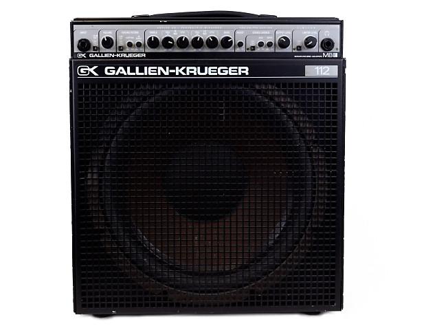 Ashdown Electric 180 x Gallien-Krueger MB 150 E Hfssd1fisrdfzug1qpkp