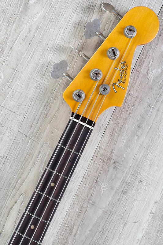 fender custom shop 1960 precision bass heavy relic rosewood reverb. Black Bedroom Furniture Sets. Home Design Ideas