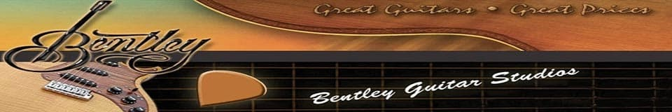 Bentley Guitar Studios